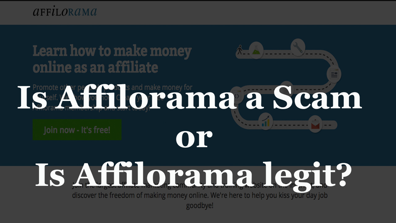 Is Affilorama a Scam or Is Affilorama legit